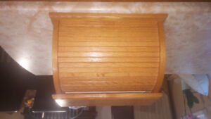 Bread Box - $20.00 - pick up in Hampton.