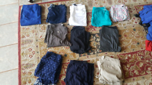 Women's Plus size pants some used some NEW