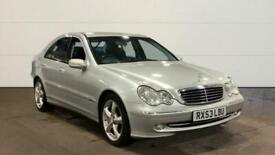 image for Mercedes-Benz C Class 1.8 C180 Kompressor Avantgarde SE 4d 143 BHP- 67,000 Miles