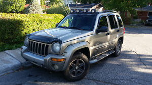 2002 Jeep Liberty Toute equipe Camionnette