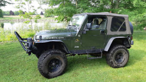 2006 Rubicon MUST SEE