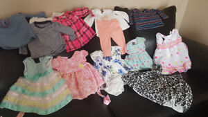 lots of babygirl cloths free