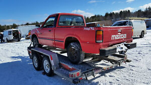1992 Mazda B2200 Regular Cab (6ft)