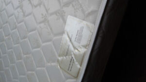 double matress and box spring  Call Only 905-432-3991