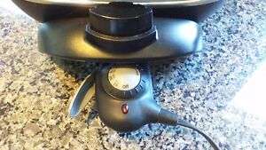 Oster 12 inch Electric Skillet Kitchener / Waterloo Kitchener Area image 3
