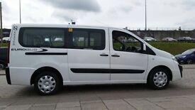 Peugeot Expert Eurobus 59 Plate