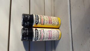 2 Spray cans Minwax Golden Oak