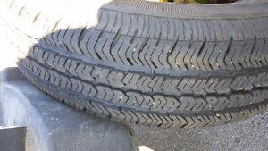 225-75-16 Goodyear Tires