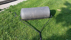 Tow-behind Poly Lawn Roller