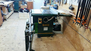"Craftex 10"" table saw"