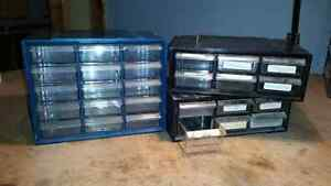 3 Parts Bins for Sale