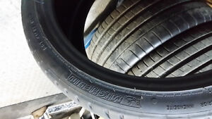 set of brand new tires