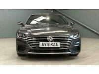 2018 Volkswagen Arteon 2.0 TSI R-Line 5dr DSG Auto Hatchback petrol Automatic