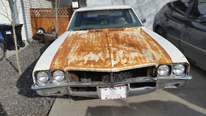"""Reduced"" 1972 Buick skylark 350"