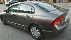Honda Civic 2007 (reconstruit)