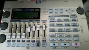 Boss digital recorder br600
