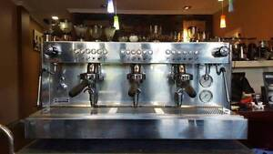 Rocket Linea Professional 3 Group Commercial Coffee Machine Roselands Canterbury Area Preview