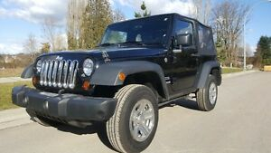 2010 Jeep Wrangler SPORT 4 X 4 Local No Accidents