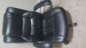Reduced Price: Leather Executive Chair
