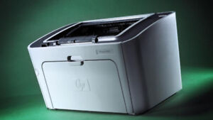 HP Laserjet P1505 Printer - Excellent Condition with New Toner