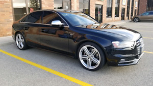 2015 Audi S4 with Sport Diff and full factory warranty+Audi care