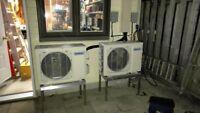 Installation & Réparation // Chauffage et Climatisation