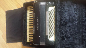 Excelsior and Cantulia accordion