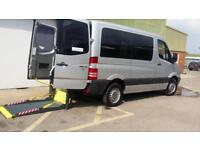 2010 Mercedes Sprinter SWB Diesel Automatic Disabled Drive From Vehicle