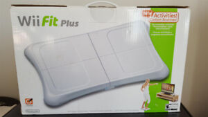 Nintendo Wii Fit Plus Balance Board - For Sale