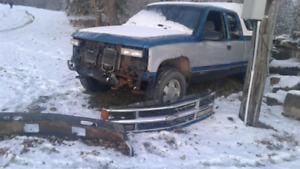 1997 Chevy pickup truck 6.5 diesel
