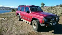 1993 Nissan Patrol Wagon Howrah Clarence Area Preview