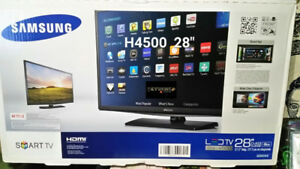 Brand New, Unopened Samsung UN28H4000 28-Inch 720p 60Hz LED TV