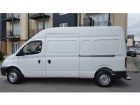 Van and man services-20 % for students ( no charge per hour)