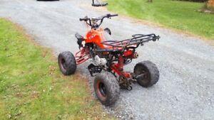 125 ATV, mini quad