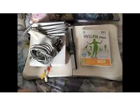 wii Fit Set (Needs New Control Pad)