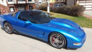 1999 Corvette. Supercharged