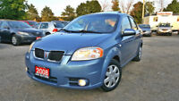 2008 Pontiac Wave SE Sedan/Low Km 159000/Fully Certified Mississauga / Peel Region Toronto (GTA) Preview