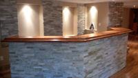 Affordable & Professional Bathroom, Basement and Decks Renos