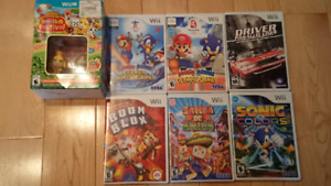 Wii games and 3DS GAME