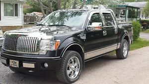2010 Ford F-150 platinum Camionnette