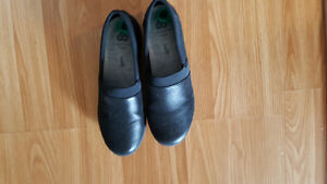 Cloudsteppers by Clarks - Sillian Blair Black Synthetic Nubuck