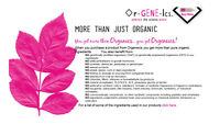 IF YOU THINK YOU ARE USING ORGANIC SHAMPOO--YOU'RE  NOT--