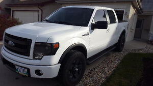 2013 Ford F-150 FX4 Pickup Truck (Fully Loaded)