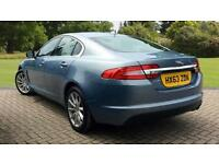 2017 Jaguar XF 2.2d (200) Luxury Automatic Diesel Saloon