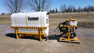2014 Vermeer MX125 MUD MIXING SYSTEM