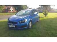 Chevrolet Aveo 1.2 petrol 2012 only 89k mileage 12 month MOT