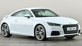 image for 2015 Audi TT 2.0T FSI S Line 2dr Coupe petrol Manual