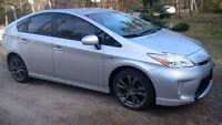 2013 Toyota Prius Sport Hatchback