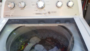 MAYTAG TOP LOADER H/E   5.2 CUBE DRUM