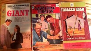Vintage Paperbacks (3) – hard to find